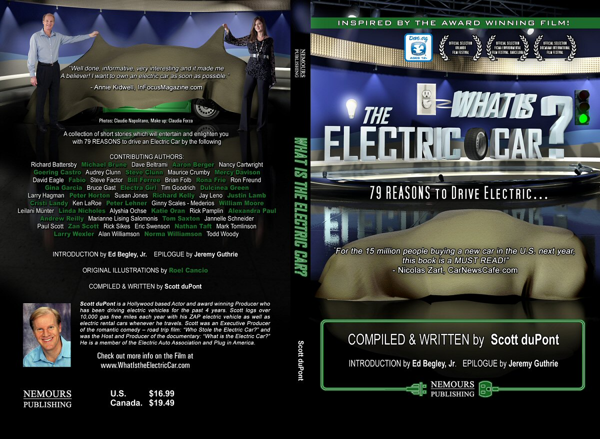 What Is The Electric Car Book