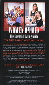 Women on Men: Essential Dating Guide Video back